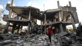 25.000 Hunian di Gaza Perlu Segera Direkonstruksi
