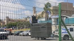 1.500 Yahudi keturunan Perancis unjuk rasa di Kota Hebron