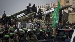 Militer Israel tuding Iran bantu Hamas ciptakan roket