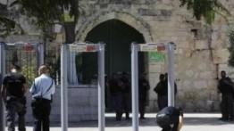 Alasan warga Palestina tolak pemasangan pintu pemeriksaan di Al-Aqsa