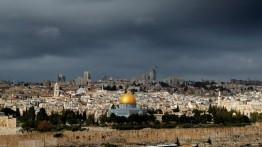 Israel prihatin jika rencana perdamaian AS menyebut Yerusalem sebagai ibukota Palestina