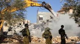 Laporan: Israel gusur 5000 rumah warga Palestina di Al-Quds sejak diduduki tahun 1967
