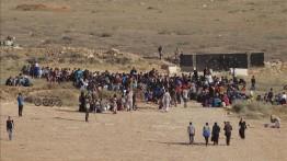100.000 pengungsi Suriah terkatung-katung di perbatasan Yordania
