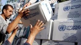 UNRWA suplai bantuan pangan bagi 1 juta pengungsi Palestina