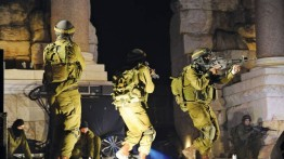 Israel tangkap 7 warga Palestina di Tepi Barat