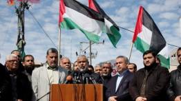Faksi Palestina serukan dunia internasional selamatkan Gaza