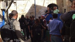Polisi, tentara dan pemukim Israel lakukan provokasi di Masjid Al-Aqsa