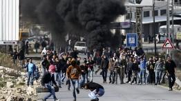 Usai Shalat Jumat, warga gelar demonstrasi di sejumlah wilayah di Palestina