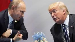 Putin dan Trump bahas persoalan Timur Tengah