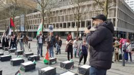 Rakyat Belanda, Swedia dan Jerman Eropa gelar aksi solidaritas untuk Palestina
