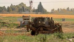 Israel hancurkan lahan pertanian di Bethlehem