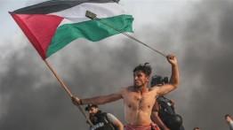 Demonstrasi di pantai Gaza, Pasukan Israel lukai 8 warga Palestina dengan peluru tajam