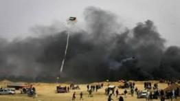 Menteri Israel tuntut prajurit tembak warga Gaza yang menerbangkan layangan