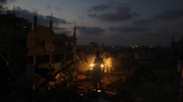 Israel izinkan pembangkit listrik memasuki Jalur Gaza