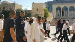 Pengadilan Israel perbolehkan pengunjung Yahudi menyerukan slogan patriotik di Masjid Al-Aqsha