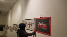 "London gelar pameran ""Sejarah Bordir Palestina"""