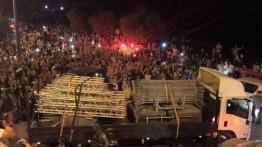 Israel cabut kamera pengintai dari Gerbang Al-Asbath
