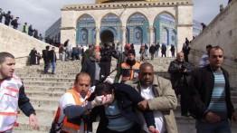 Bentrok di Masjid Al-Aqsa, 15 cedera dan 120 warga Palestina ditangkap