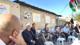 Rencana pengusiran keluarga Palestina di kota Al-Quds
