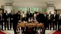 Teks perjanjian Hamas dan Fatah di Cairo