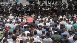 Al-Quds Internasional mendokumentasikan sejumlah peristiwa di al-Quds selama bulan Juli