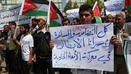 6 Tahanan Palestina lakukan aksi mogok makan di penjara Israel