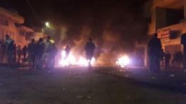13 warga Palestina luka-luka dalam bentrok di Tepi Barat