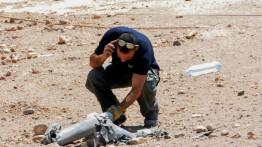 Israel klaim satu peluru roket pejuang Palestina jatuh di wilayah terbuka