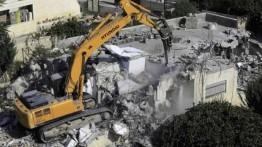 Israel hancurkan 2.000 rumah warga Palestina di Tepi Barat, Yerusalem selama 12 tahun terakhir