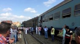 37 Wafat dan 123 luka-luka dalam tabrakan kereta api di Alexandria Mesir