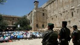 40,000 Pemukim Israel serbu Masjid Ibrahimi di al-Khalil