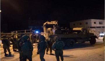 Bentrok dan penangkapan sejumlah warga di Tepi Barat