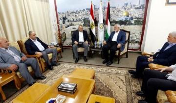 Jelang penyerahan kekuasaan kepada Otoritas Palestina, delegasi keamanan Mesir tiba di Gaza