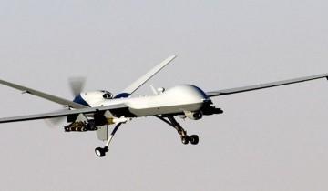 Pesawat tanpa awak Israel jatuh di perbatasan Gaza