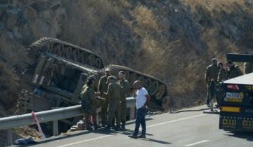 Tentara Israel tewas dalam latihan di Dataran Tinggi Golan