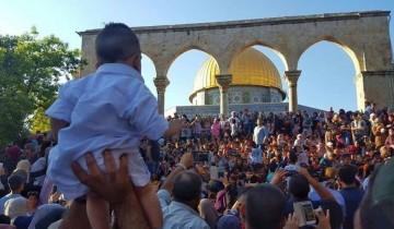 Euro-Mediterania cela Israel atas pelarangan bermain bagi anak-anak Muslim Palestina di Masjid Al-Aqsa