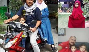 Bang Onim ajak anak isteri berkunjung ke Indonesia