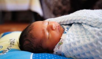 Setiap 10 menit 1 bayi lahir di Gaza