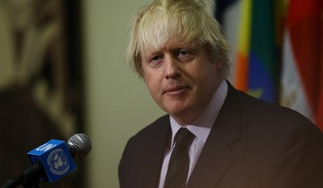 Menteri Luar Negeri Inggris berjaji akan memperkuat hubungan dengan Israel