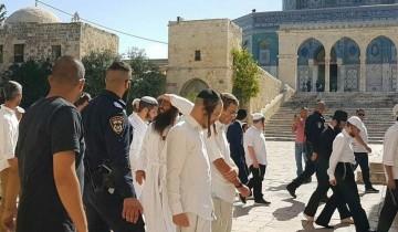 Yordania kutuk penyerangan Israel di Masjid Al-Aqsa