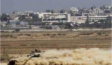 Israel, Hamas saling lontar tembakan melintasi perbatasan utara Gaza