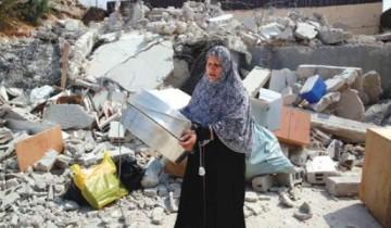 Israel kembali gusur dua rumah warga Palestina di Al-Quds