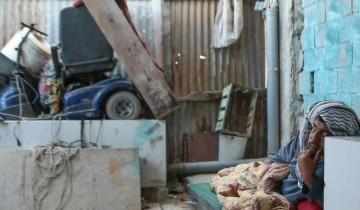 Penyandang cacat dan pemadaman listrik di Gaza