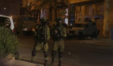 Di bawah kawalan tentara, pemukim Israel berupaya membakar Masjid Khaled Ibn al-Walid