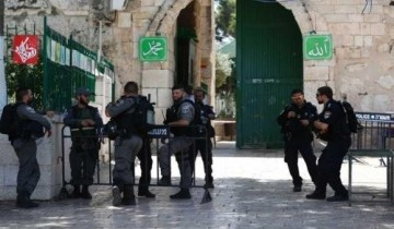Israel tuding lembaga wakaf al-Aqsa sebagai lembaga teroris