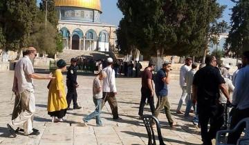 Pemukim Israel berjanji akan bangun kuil di Masjid Al-Aqsa