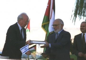 Album foto bercerita tentang peristiwa bersejarah di mana Jordania