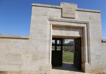 Panorama Kuburan Prajurit Inggris Dan Negara Sekutu Perang Dunia I