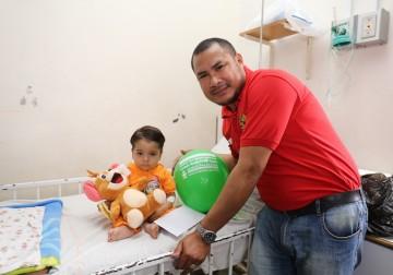 Kembalikan Senyum Pasien Anak2 Gaza Palestina-RS Rantisi Gaza City