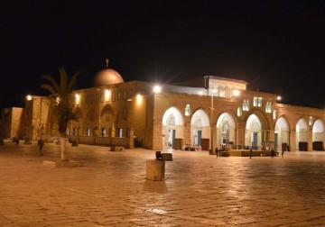 Bangunan Masjid Alaqsa(Awwalu Kiblatain Syarifain)